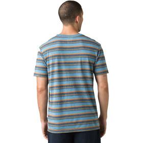 Prana Dustin Camiseta Manga Corta Hombre, dusky skies